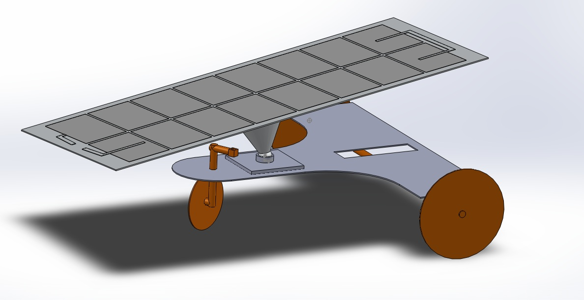 Engineering Experience 4: Design a Small Solar Vehicle/Nl ...