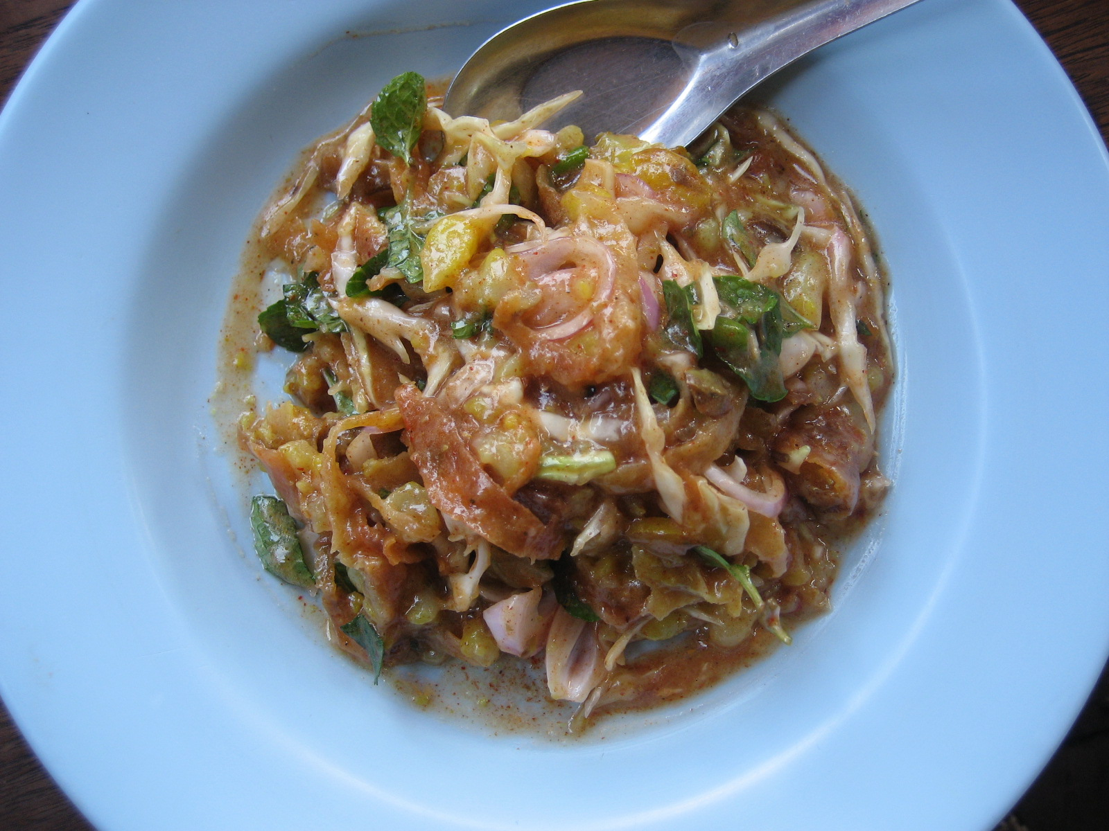 Is Burmese Food Similar To Thai