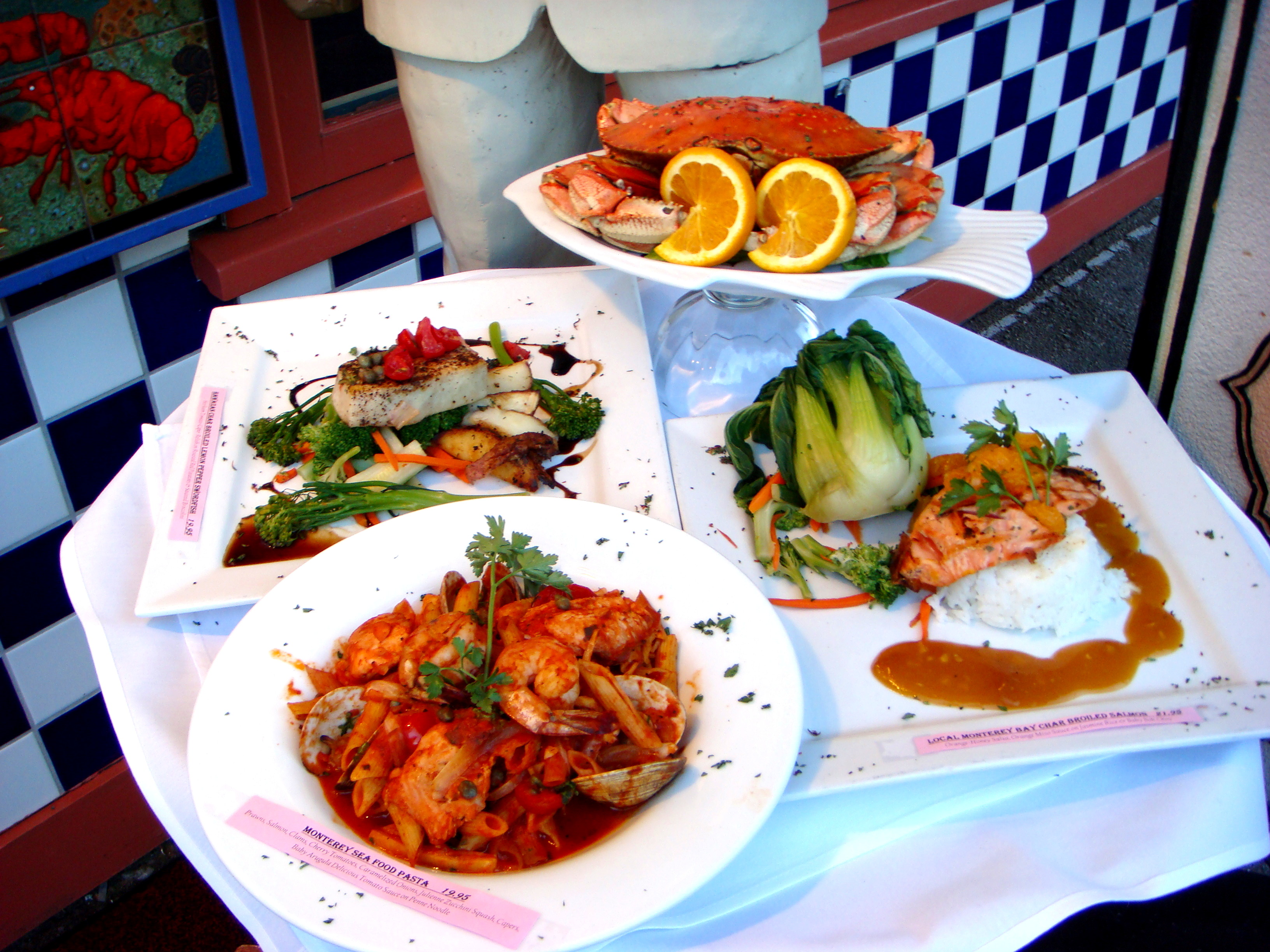 List Of Top 10 Seafood Restaurants in India For 2020 6