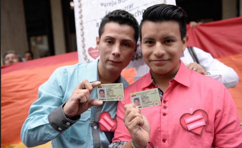 Ecuador gay