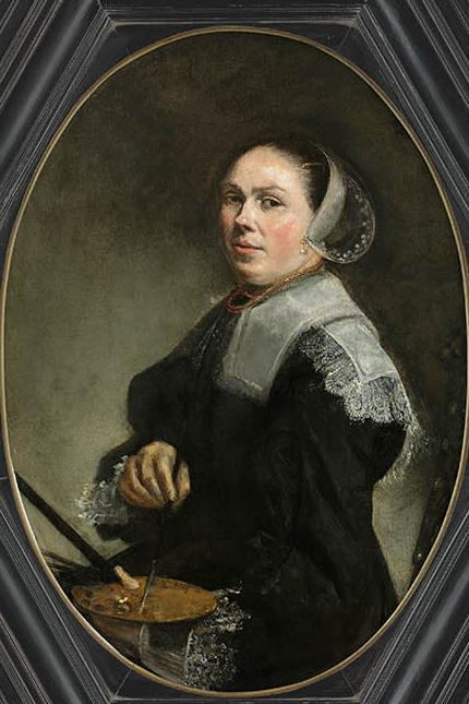 Self-portrait by Judith Leyster - Wikiwand