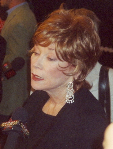 Shirley MacLaine (2005)