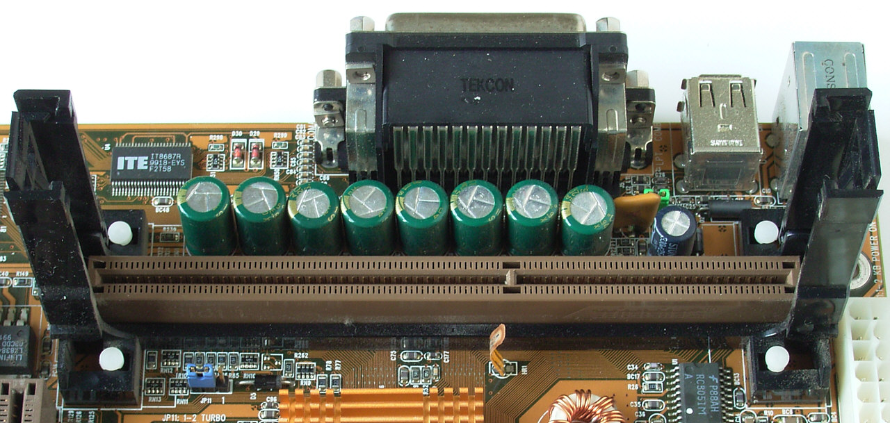 Intel Generation Processors - Computer System Parts Identification