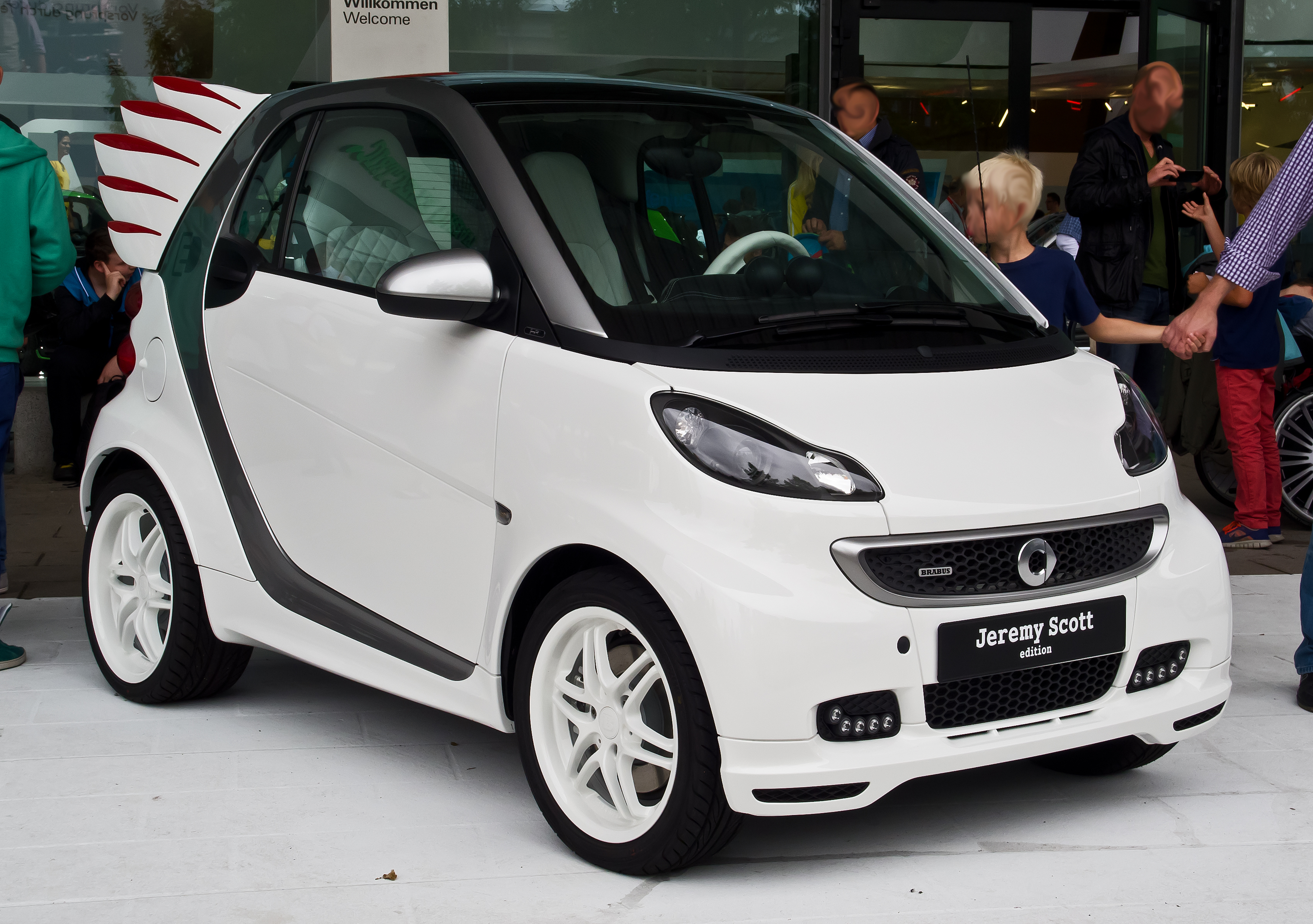 File Smart Fortwo Coup 233 Brabus Jeremy Scott C 451