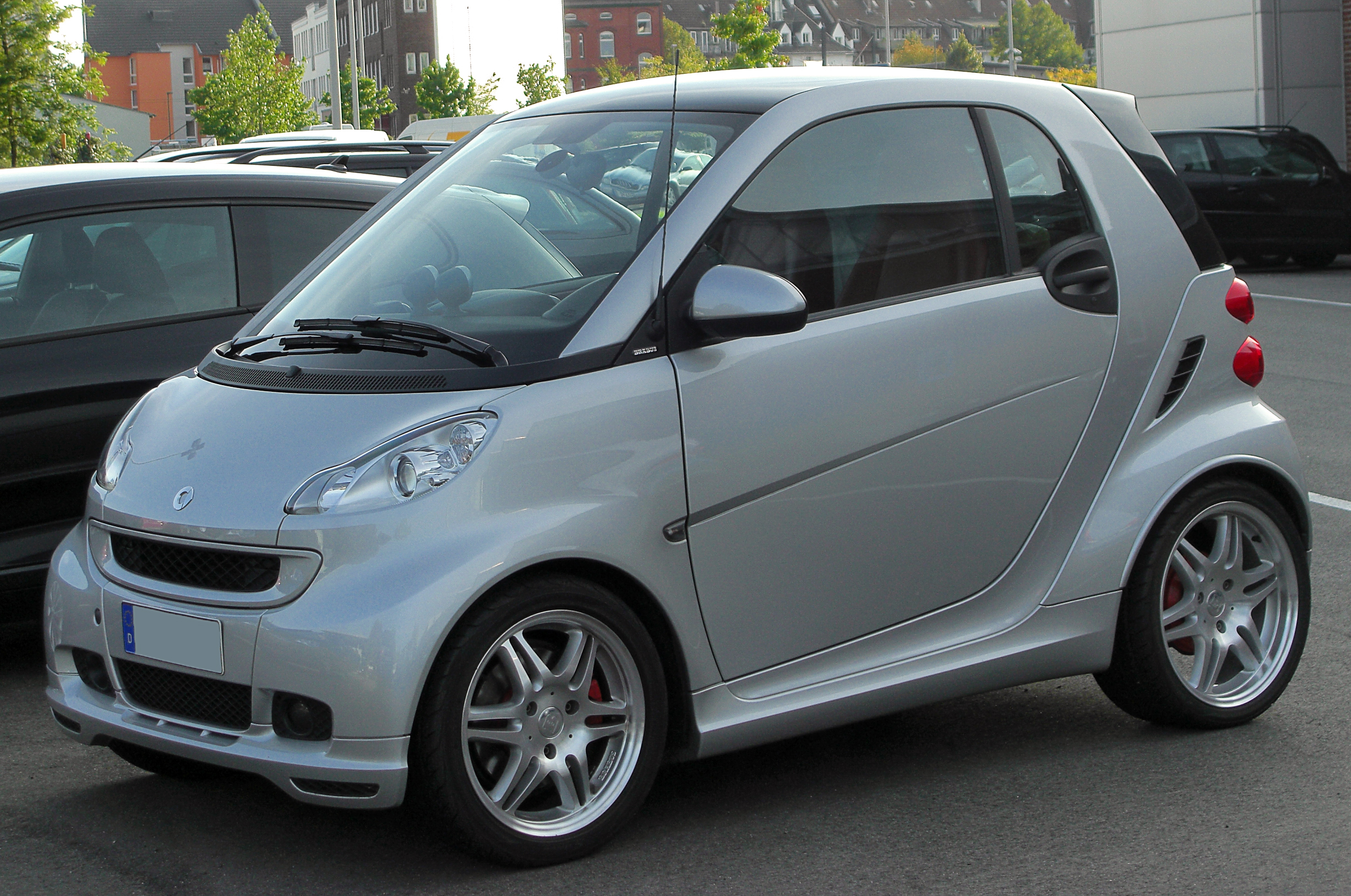 datei smart fortwo ii brabus front 1 wikipedia. Black Bedroom Furniture Sets. Home Design Ideas