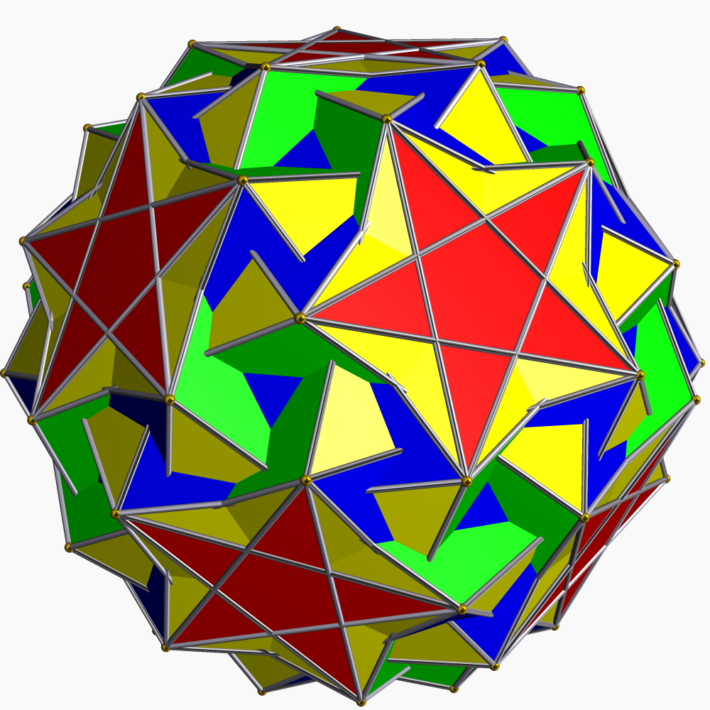 Snub Icosidodecadodecahedron