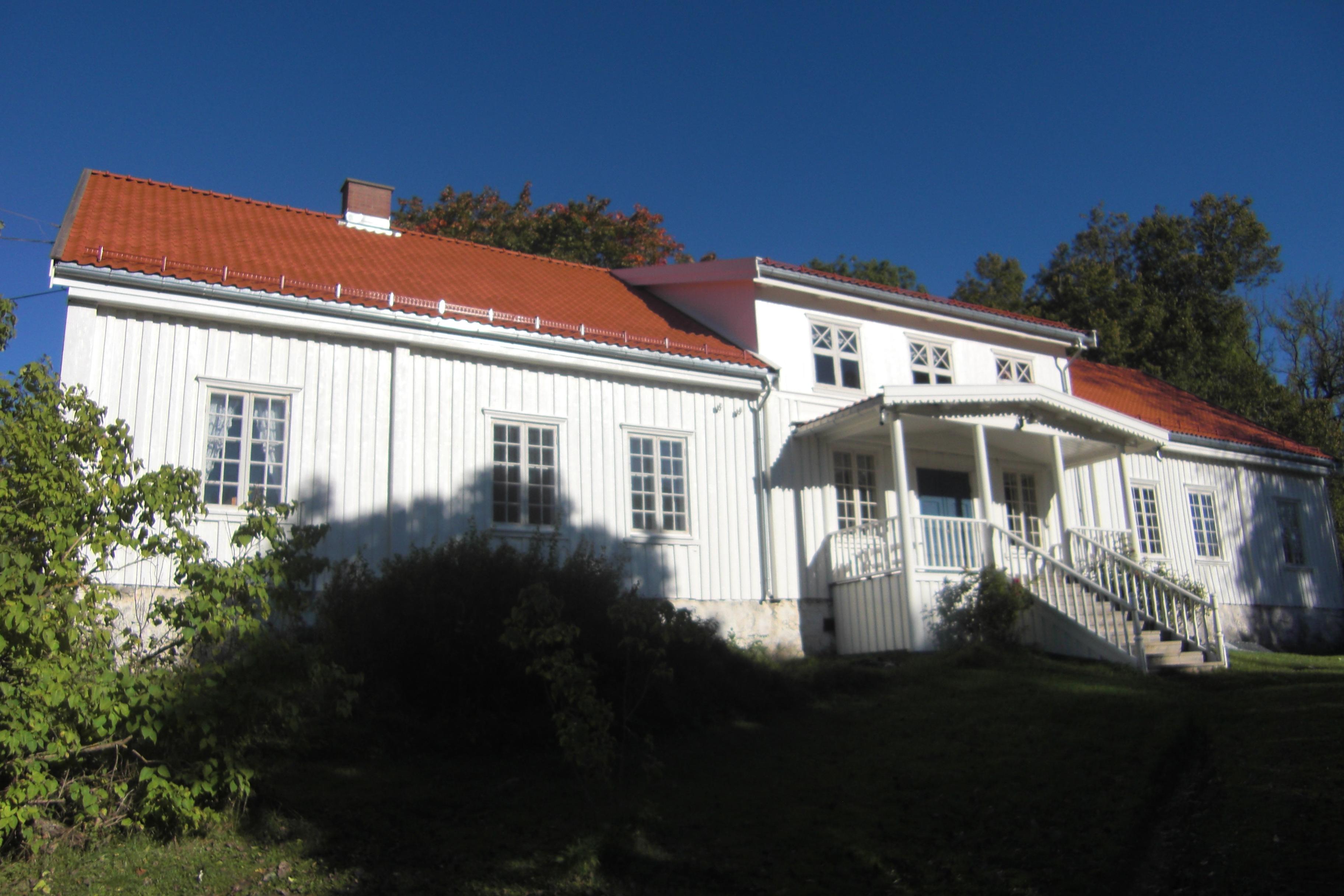 Spydeberg prestegård adresse