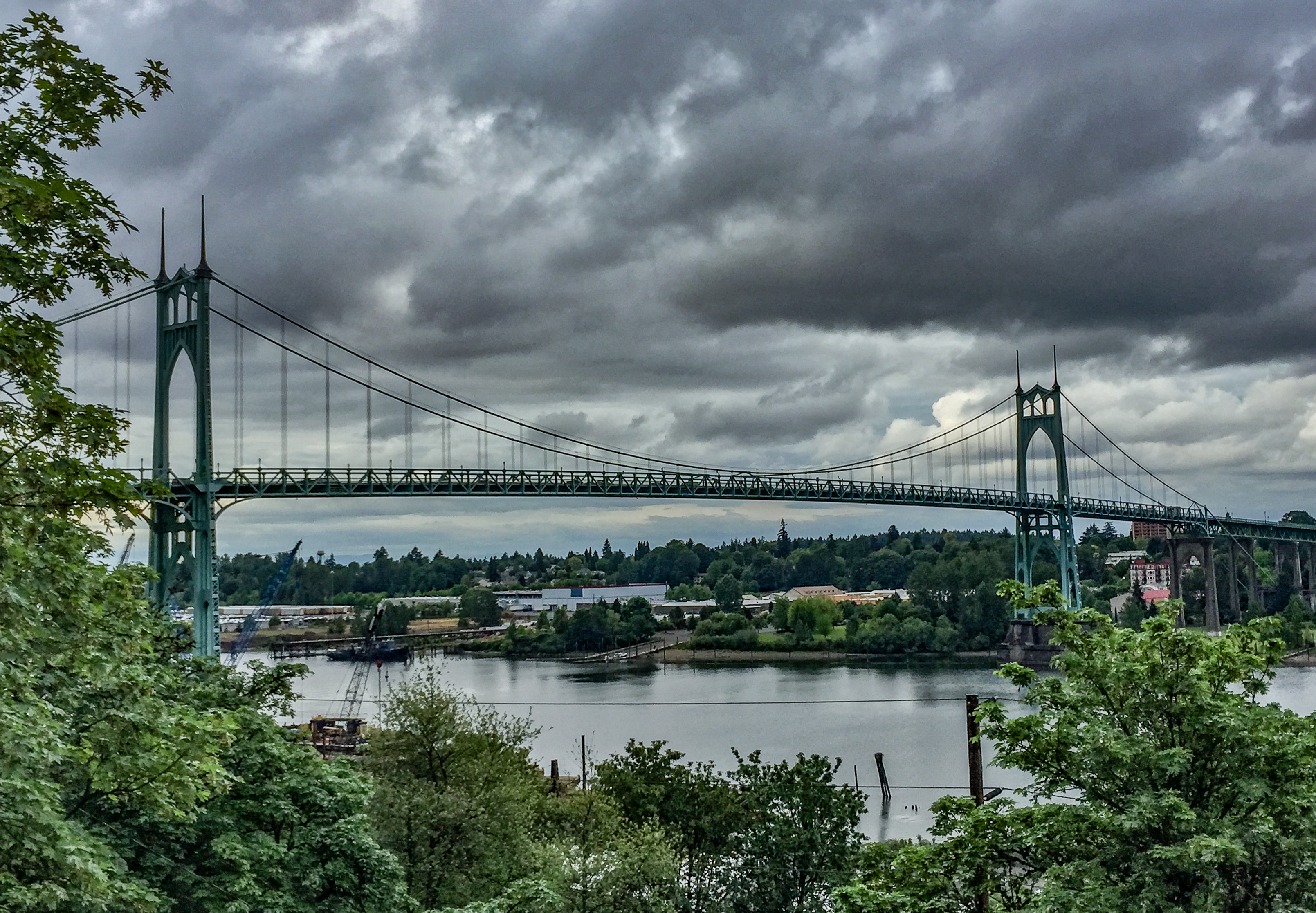 St. Johns Bridge, Portland, Oregon (23884097312).jpg