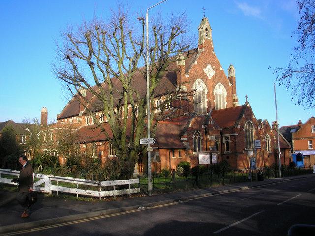 St Albans in Hatfield