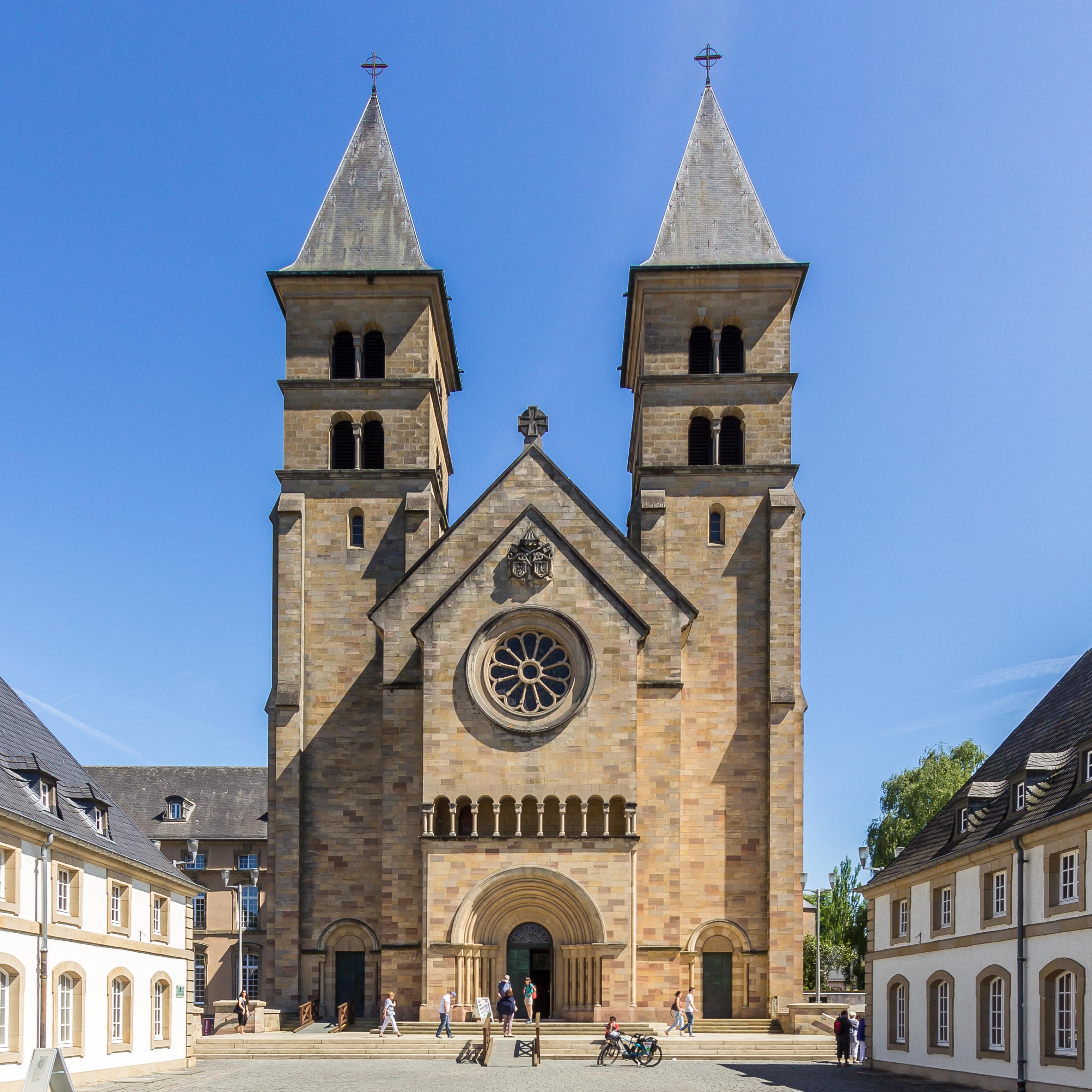 echternach abbaye