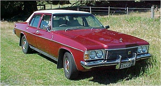 Holden Classic Car Catalogue