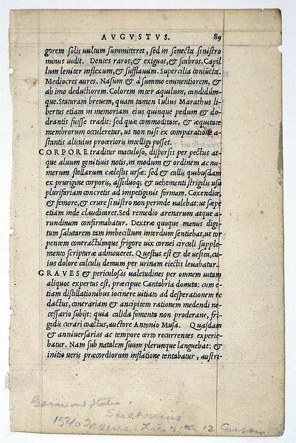 Жизнь двенадцати цезарей — Википедия