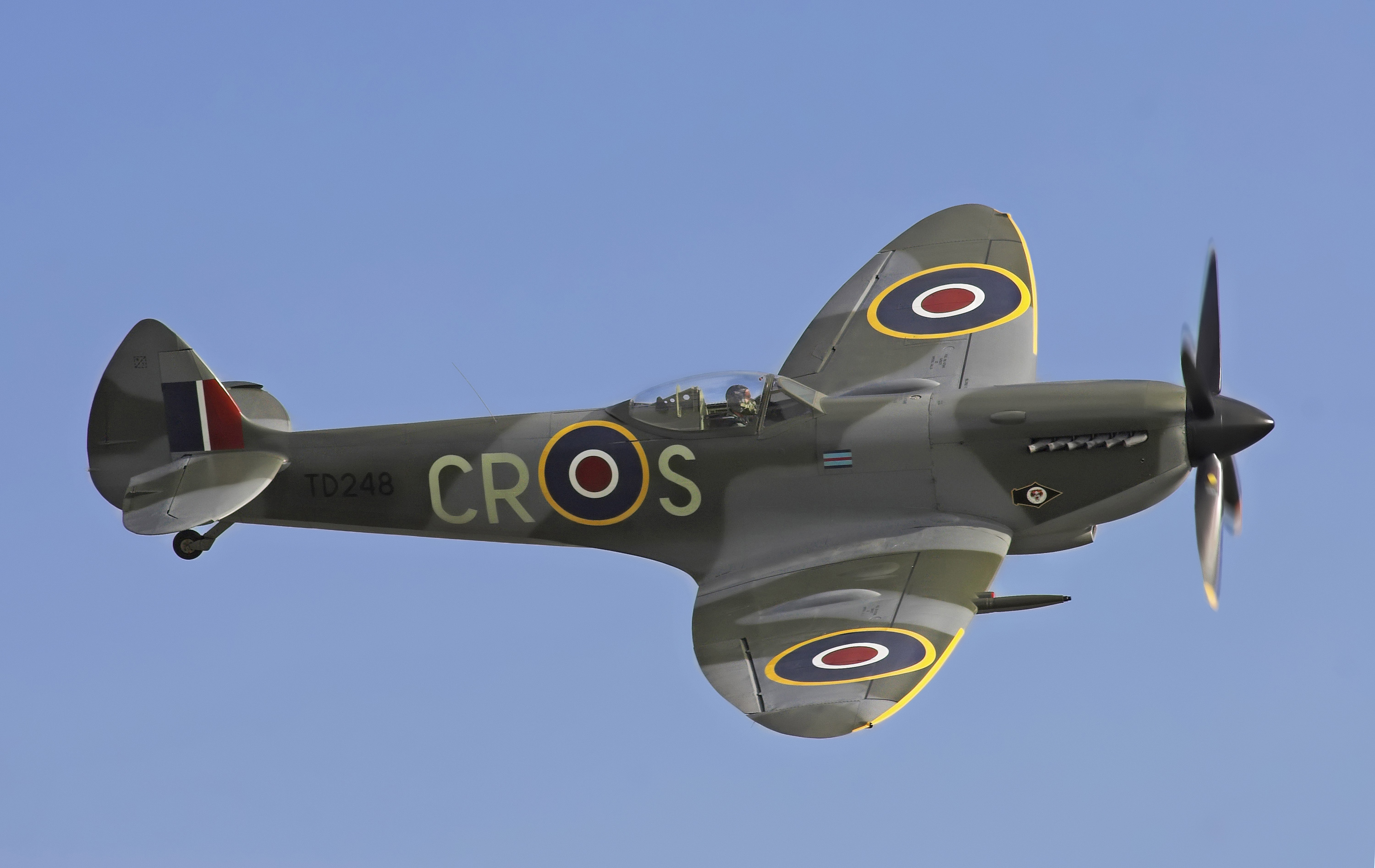 supermarine spitfire jetfire - photo #43
