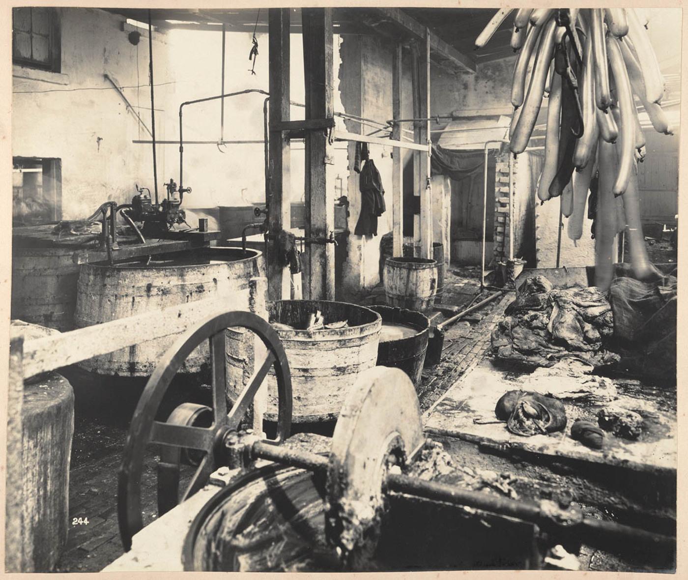 Black Wood Butcher Top Kitchen Island