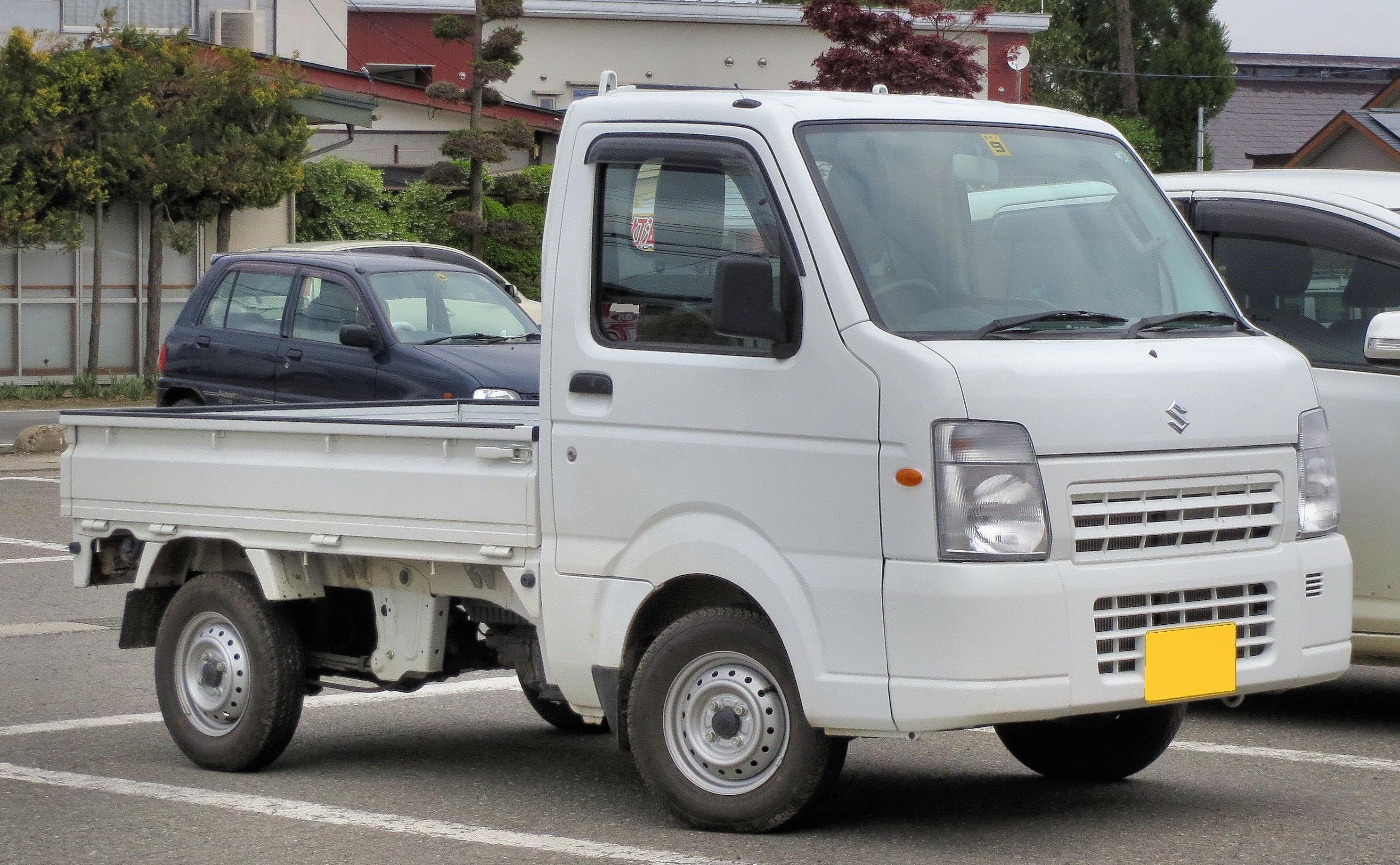 Suzuki Carry Truck Price