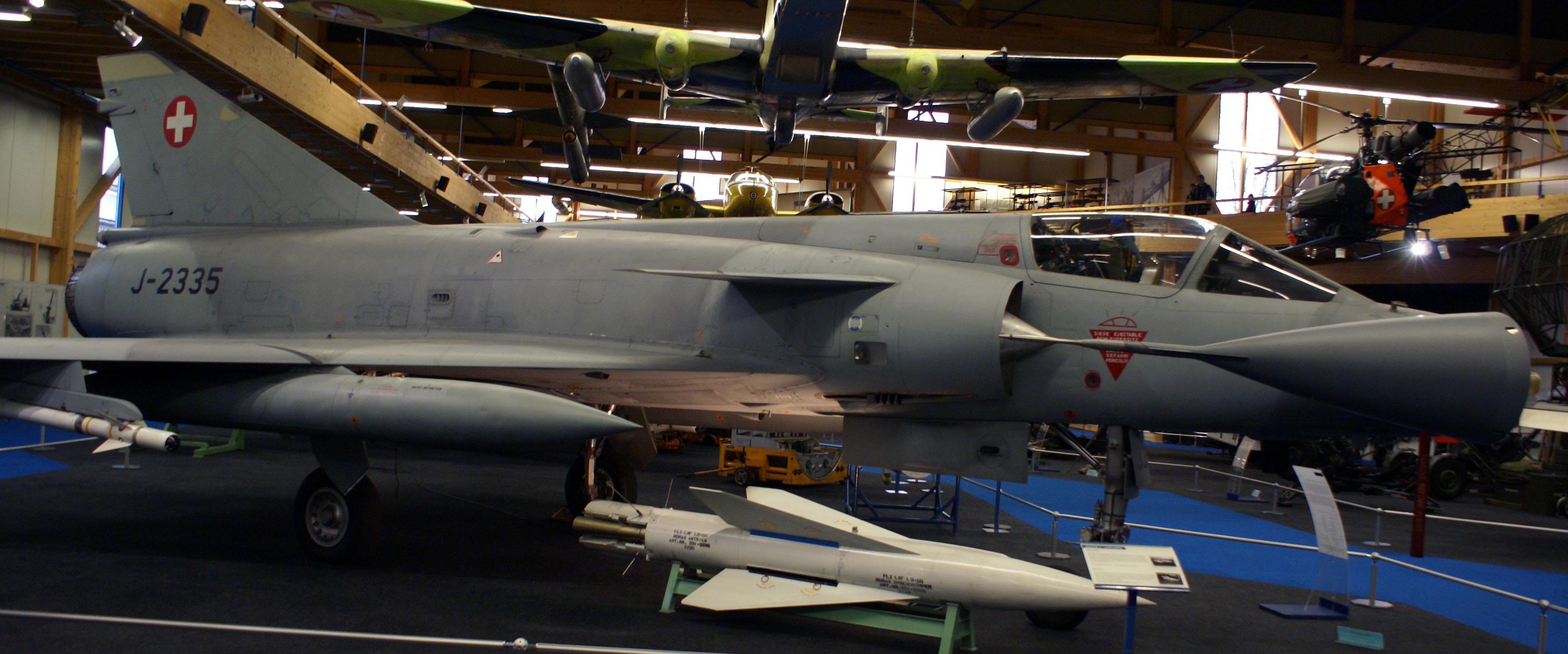 Surprising File Swiss Air Force Dassault Mirage Iii S Close Side View Short Hairstyles Gunalazisus