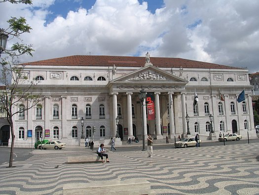 D. Maria II National Theatre