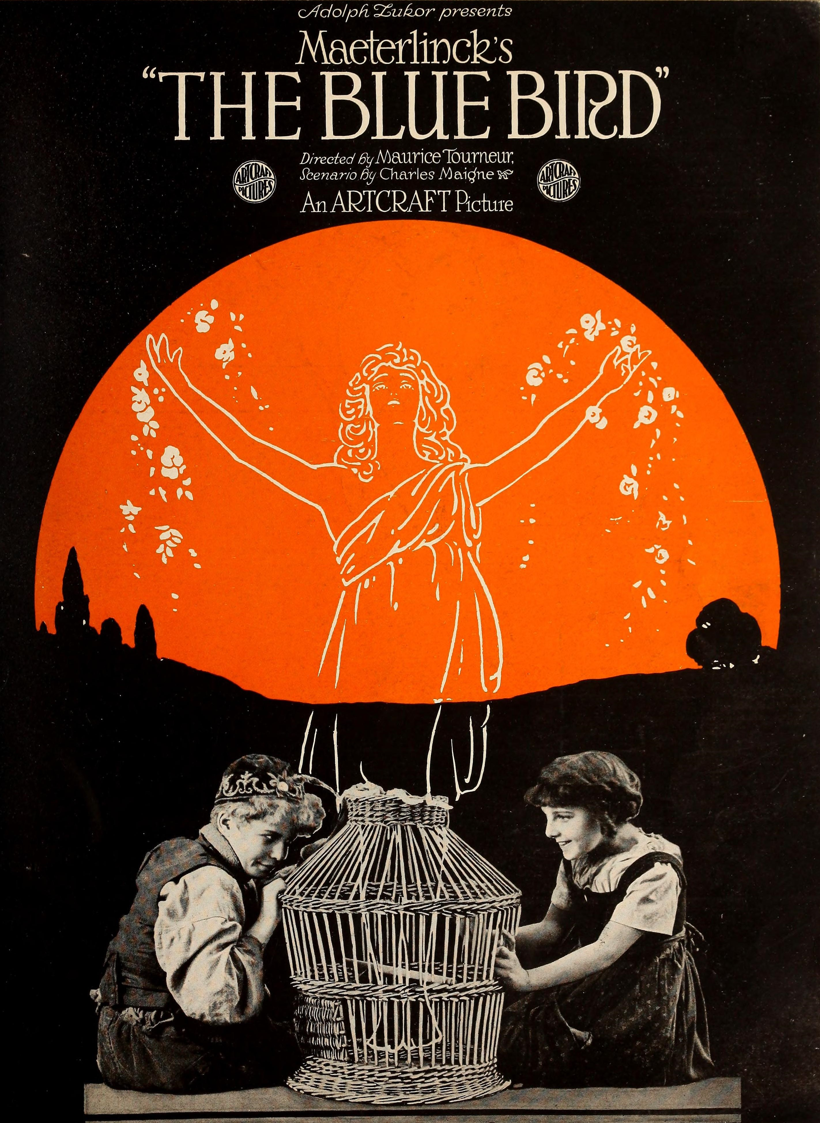 The Blue Bird 1918 Film Wikipedia