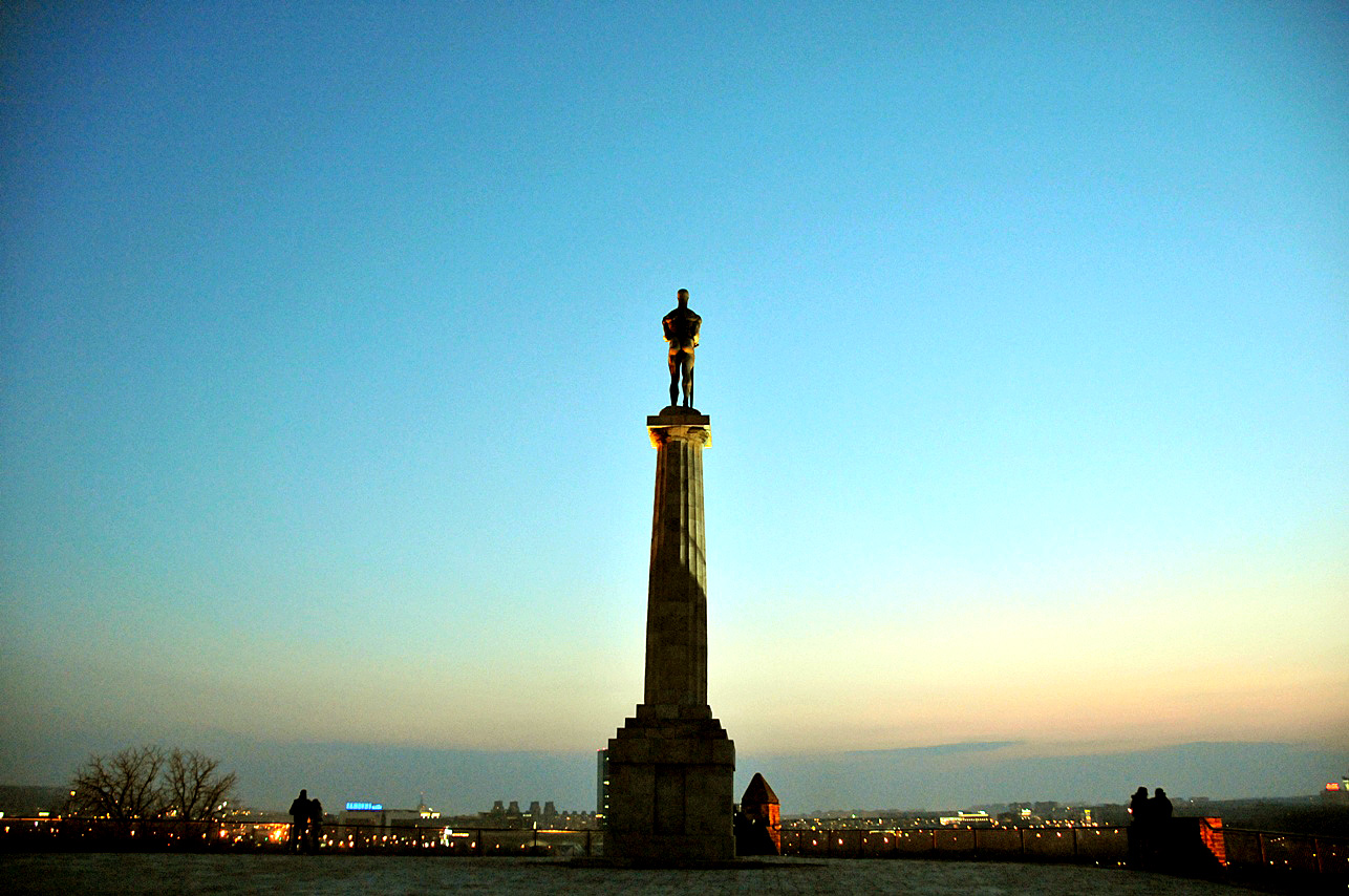 The Victor, Kalemegdan, Belgrade