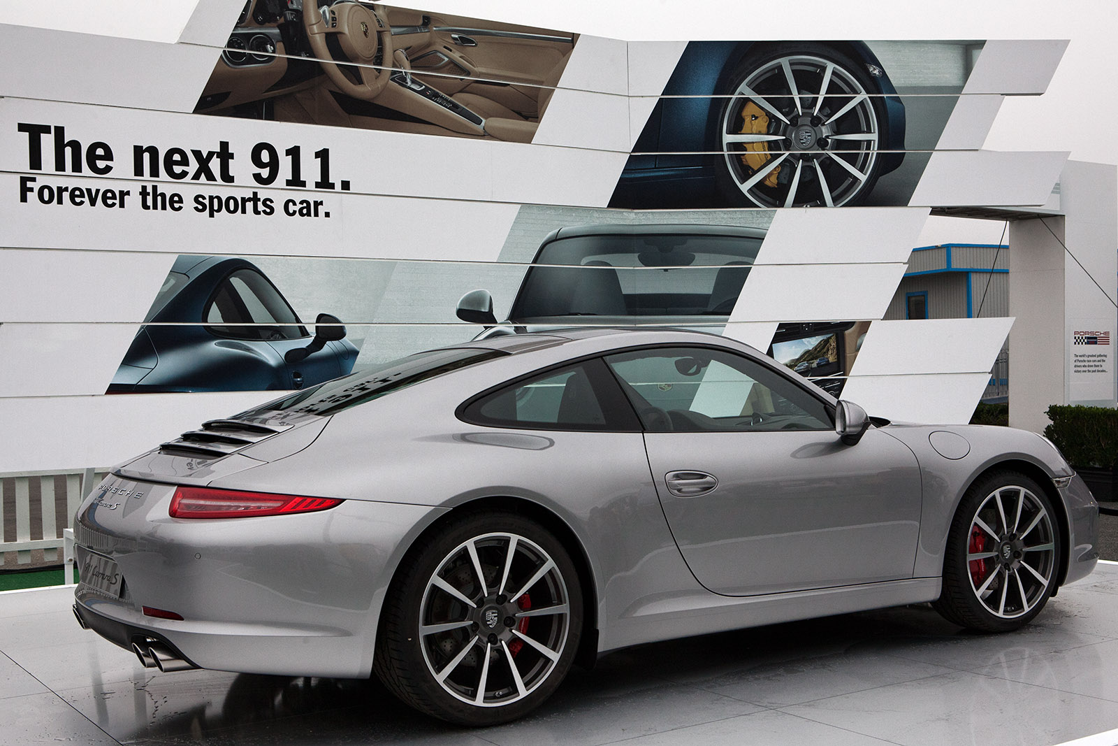 FileThe new 991 Carrera S Porsche Rennsport Reunion IVjpg