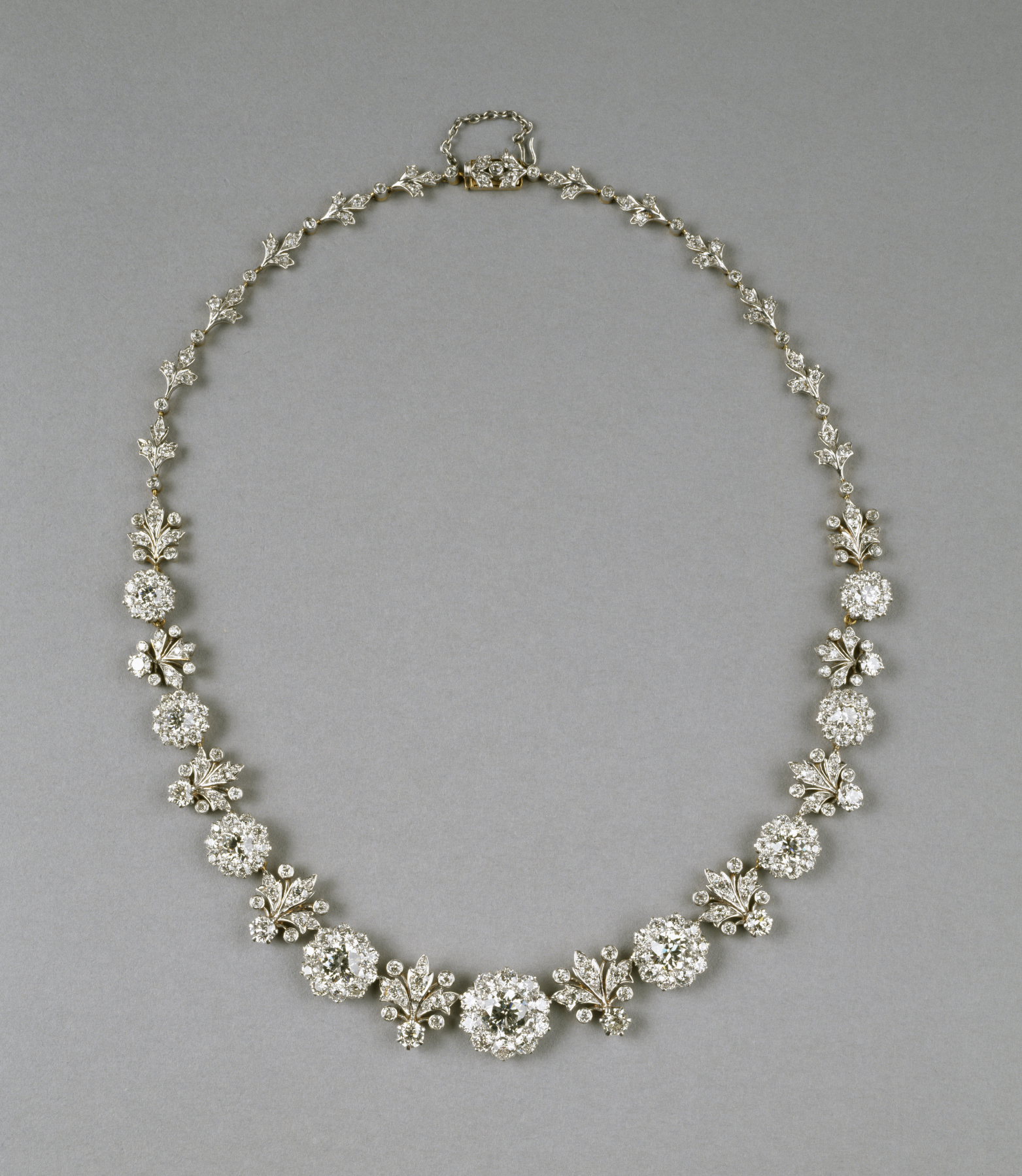 Tiffany co. Platinum necklaces and