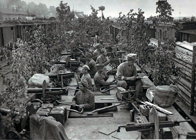 Восстание Чехословацкого корпуса — Википедия