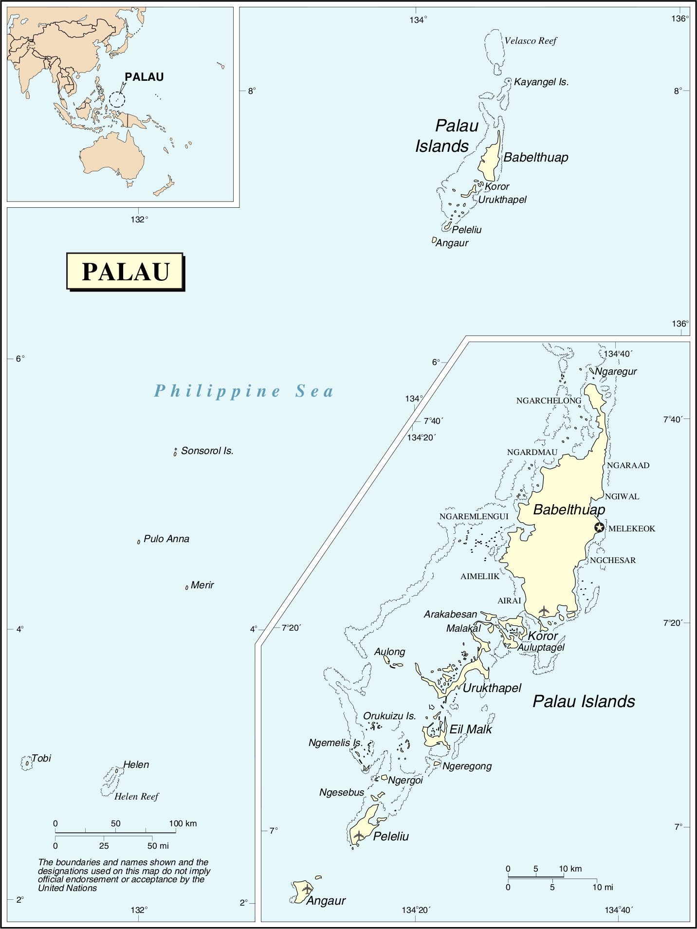 Palau solar SunRunr project