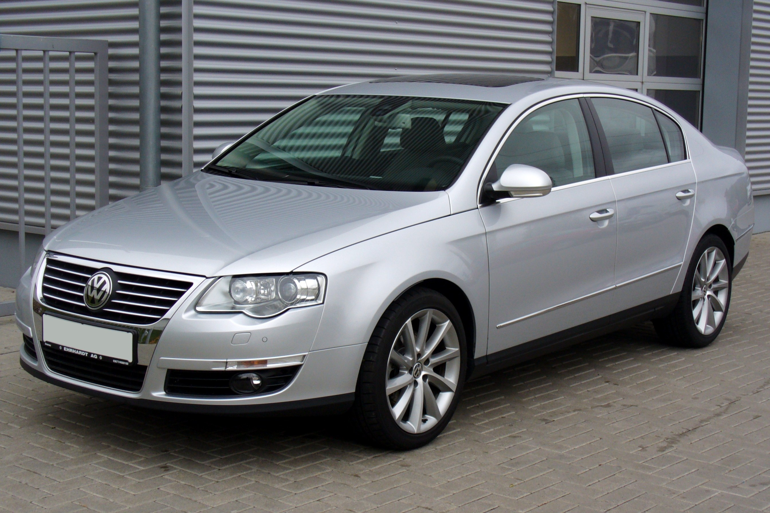 file vw passat b6 limousine 2 0 tdi dsg highline. Black Bedroom Furniture Sets. Home Design Ideas