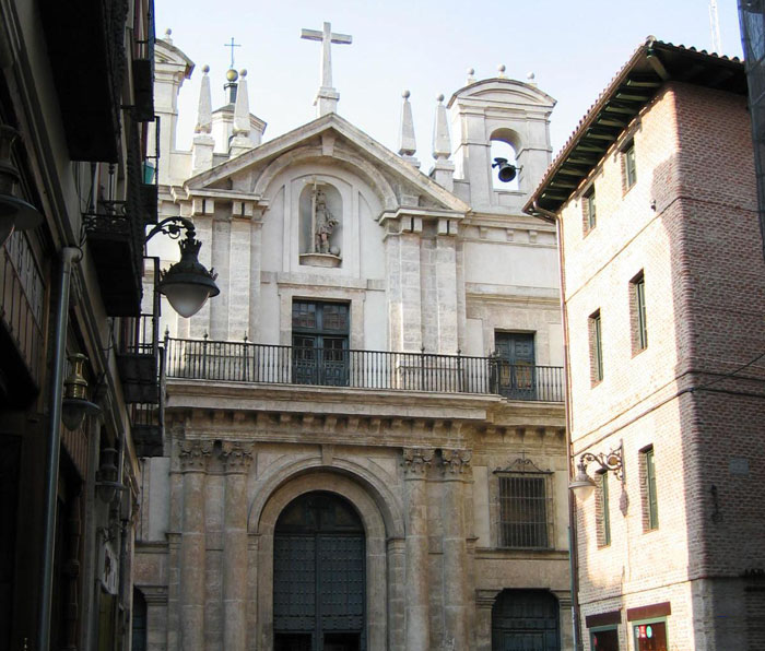 Valladolid - Iglesia de la Vera Cruz.jpg