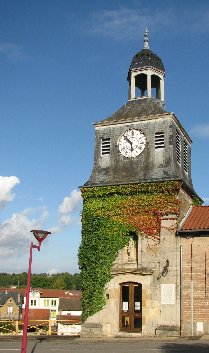 Tour de l'Horloge (Varennes-en-Argonne) — Wikipédia