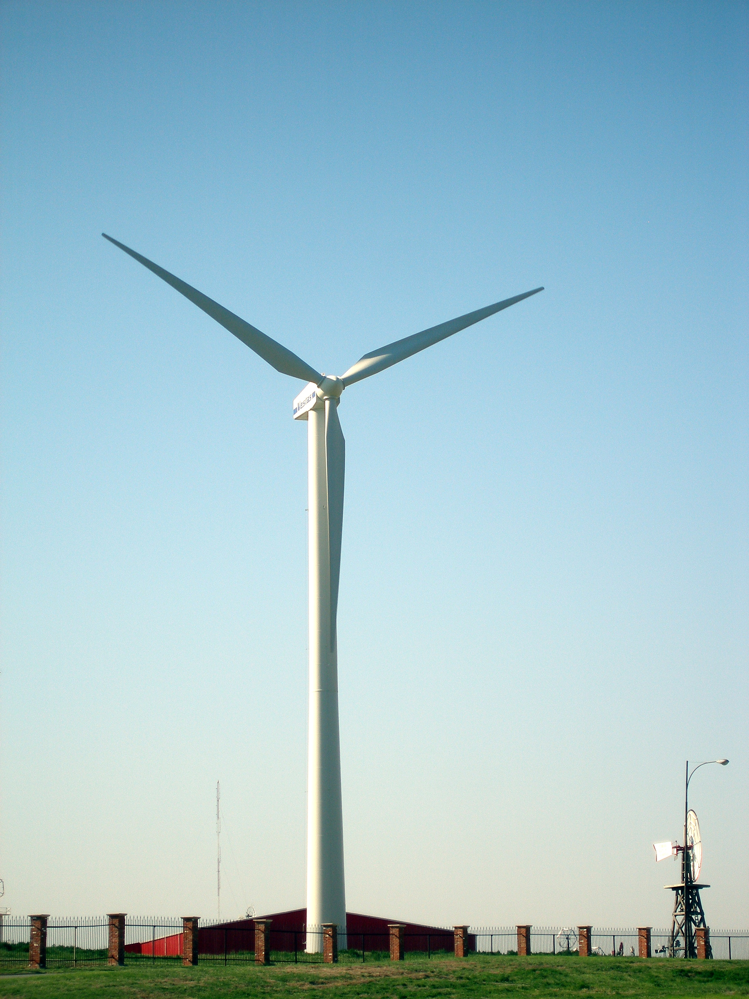 Description Vestas V47 wind turbine at American Wind Power Center.jpg