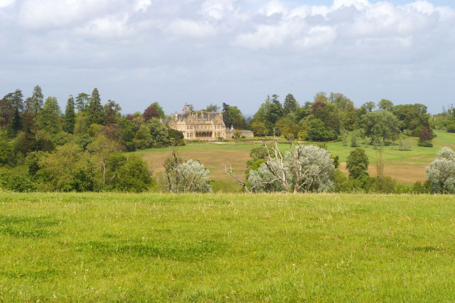 View to Orchardleigh - geograph.org.uk - 1319483