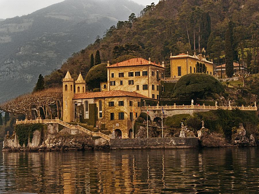 Depiction of Villa del Balbianello