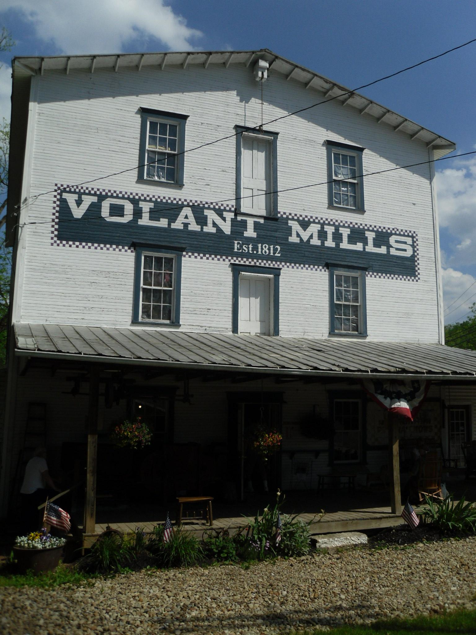 Volant pennsylvania