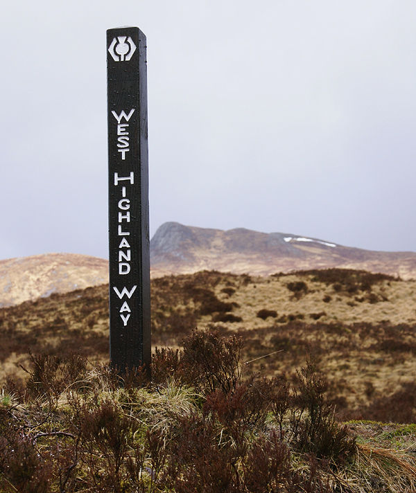 West Highland way - Ecosse