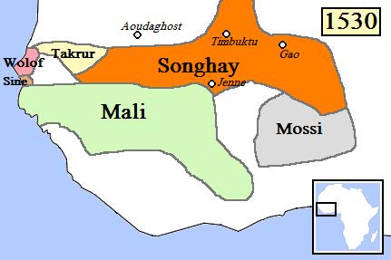 Mossi Kingdoms