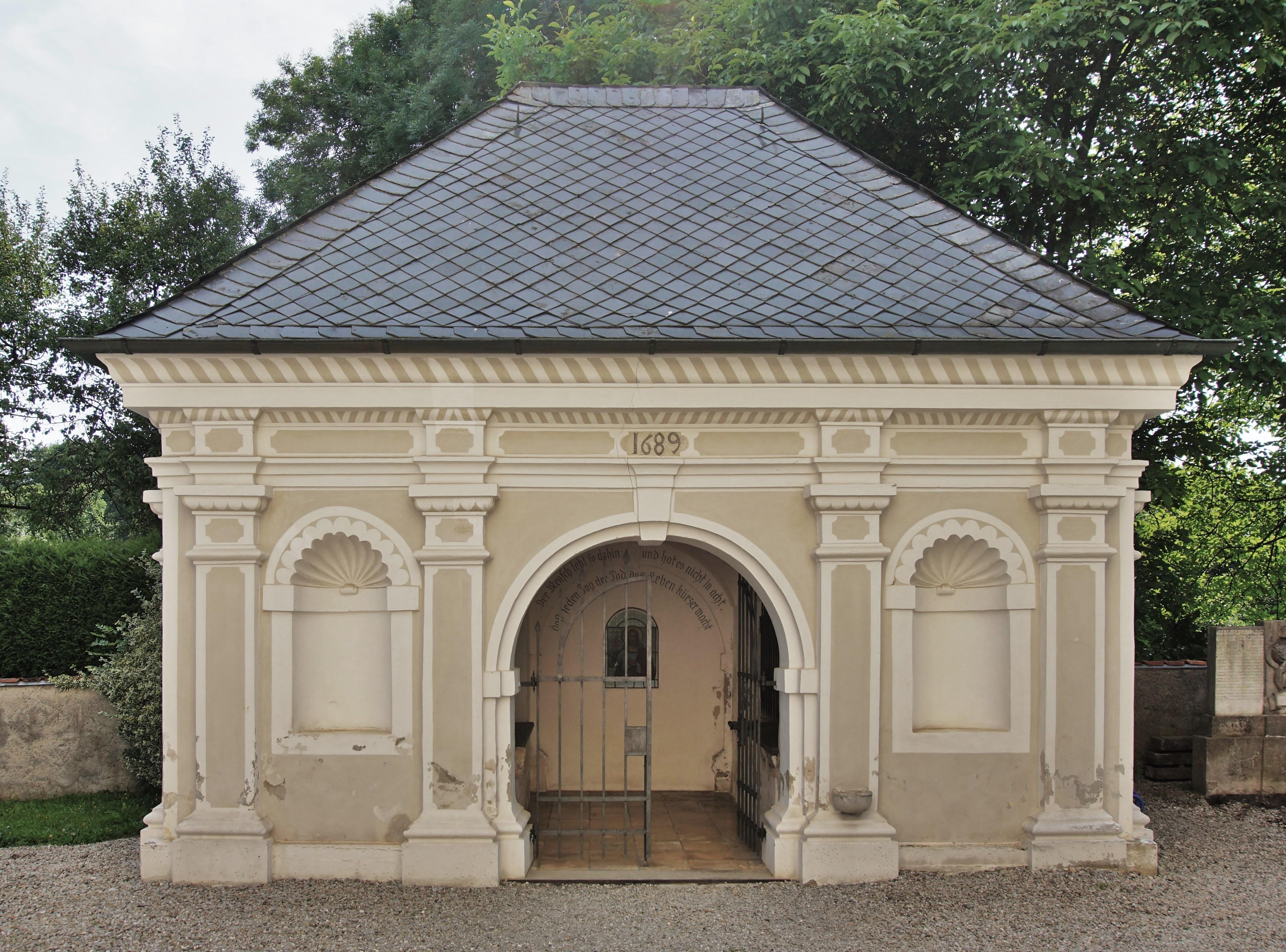 Datei Westerndorf Friedhofskapelle 1