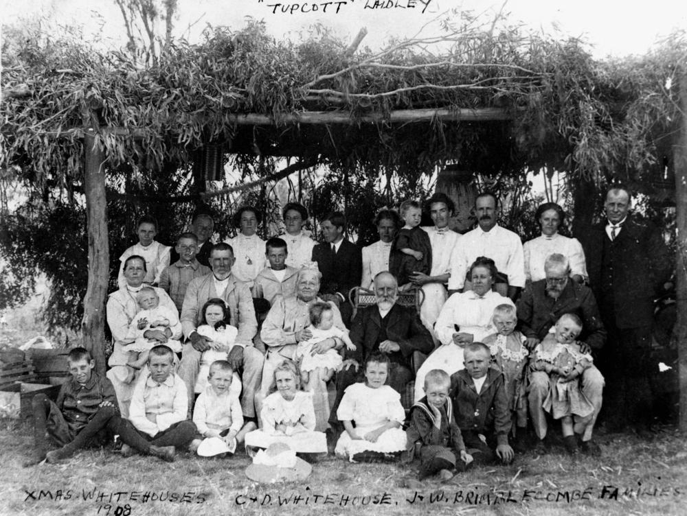 file whitehouse family at christmas time at the tupcott property laidley district 6942945619