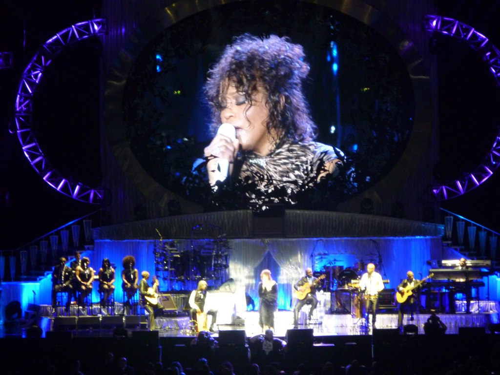 Whitney Houston Steckbrief
