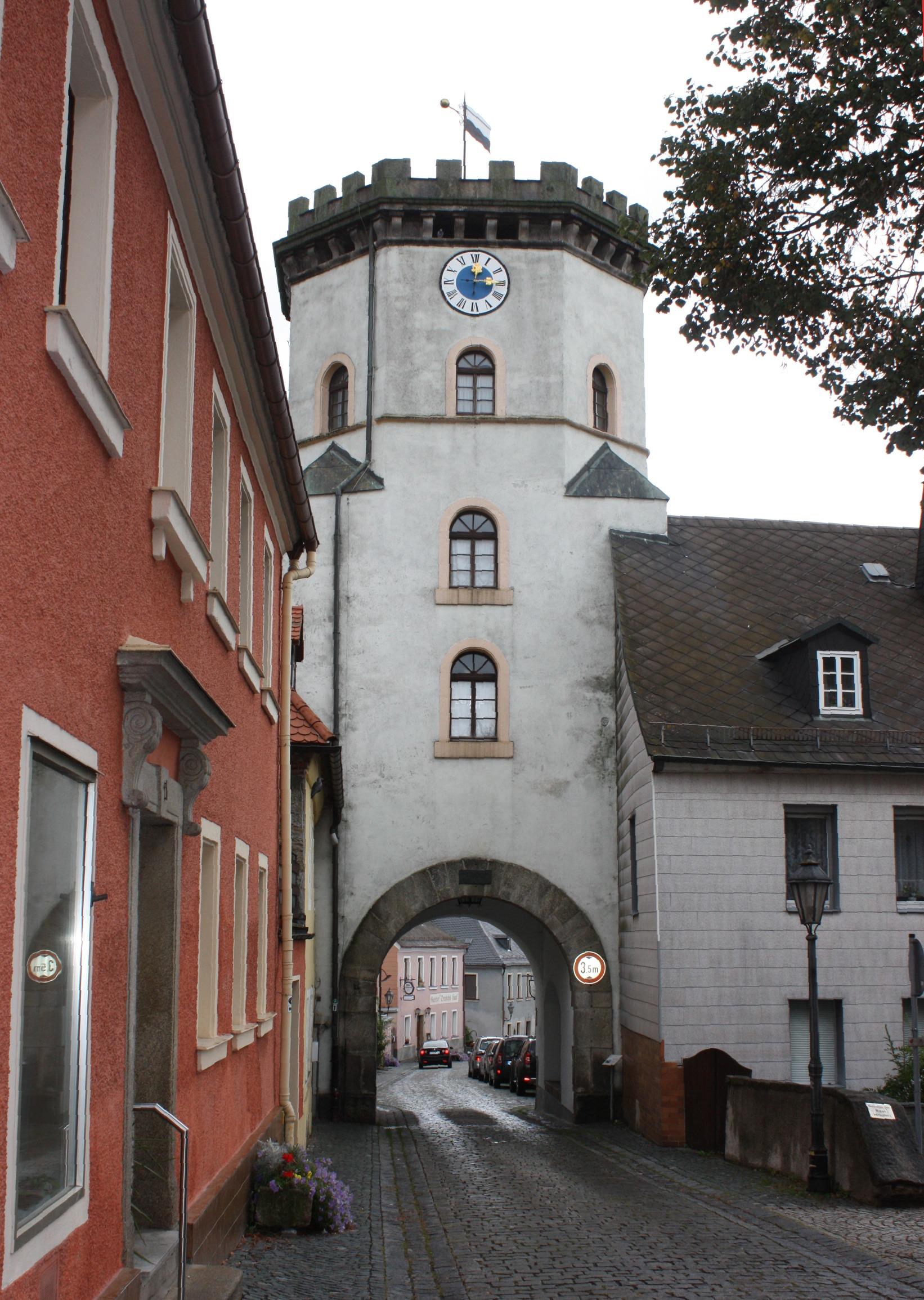 Delightful File:Wunsiedel, Das Koppetentor, Außenseite.JPG