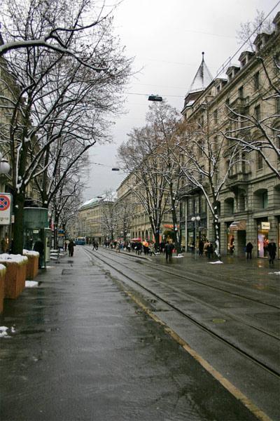 Bahnhofstrasse Z 252 Rih Vikipedi
