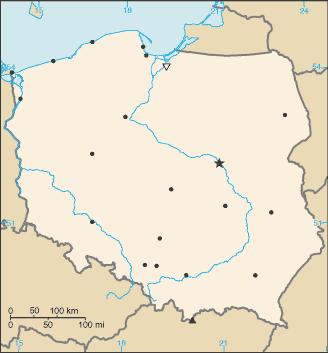 lengyelország térkép Lengyelország – Wikipédia