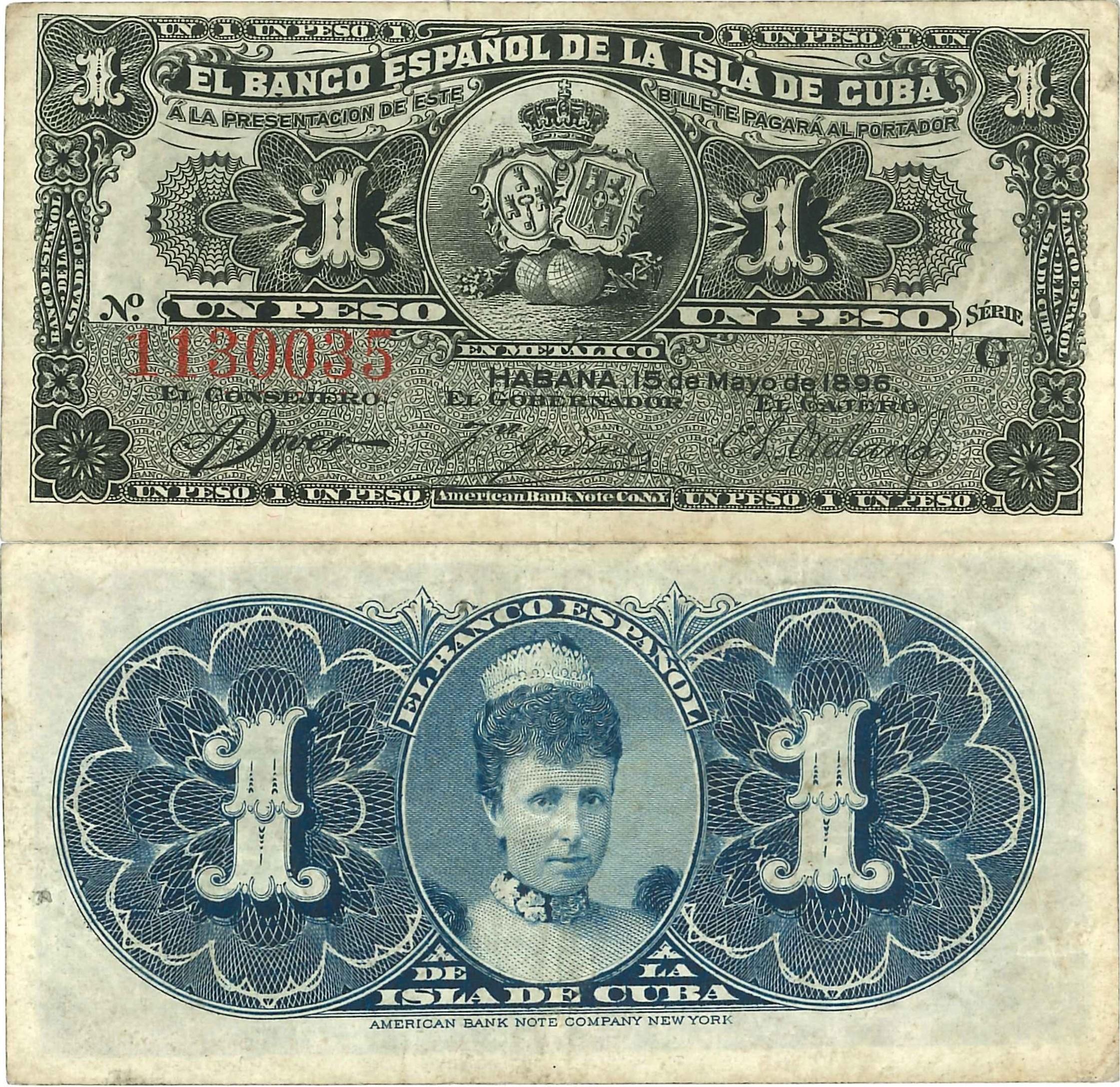 File1896 Bancoespaolcuba 1pesog Wikimedia Commons