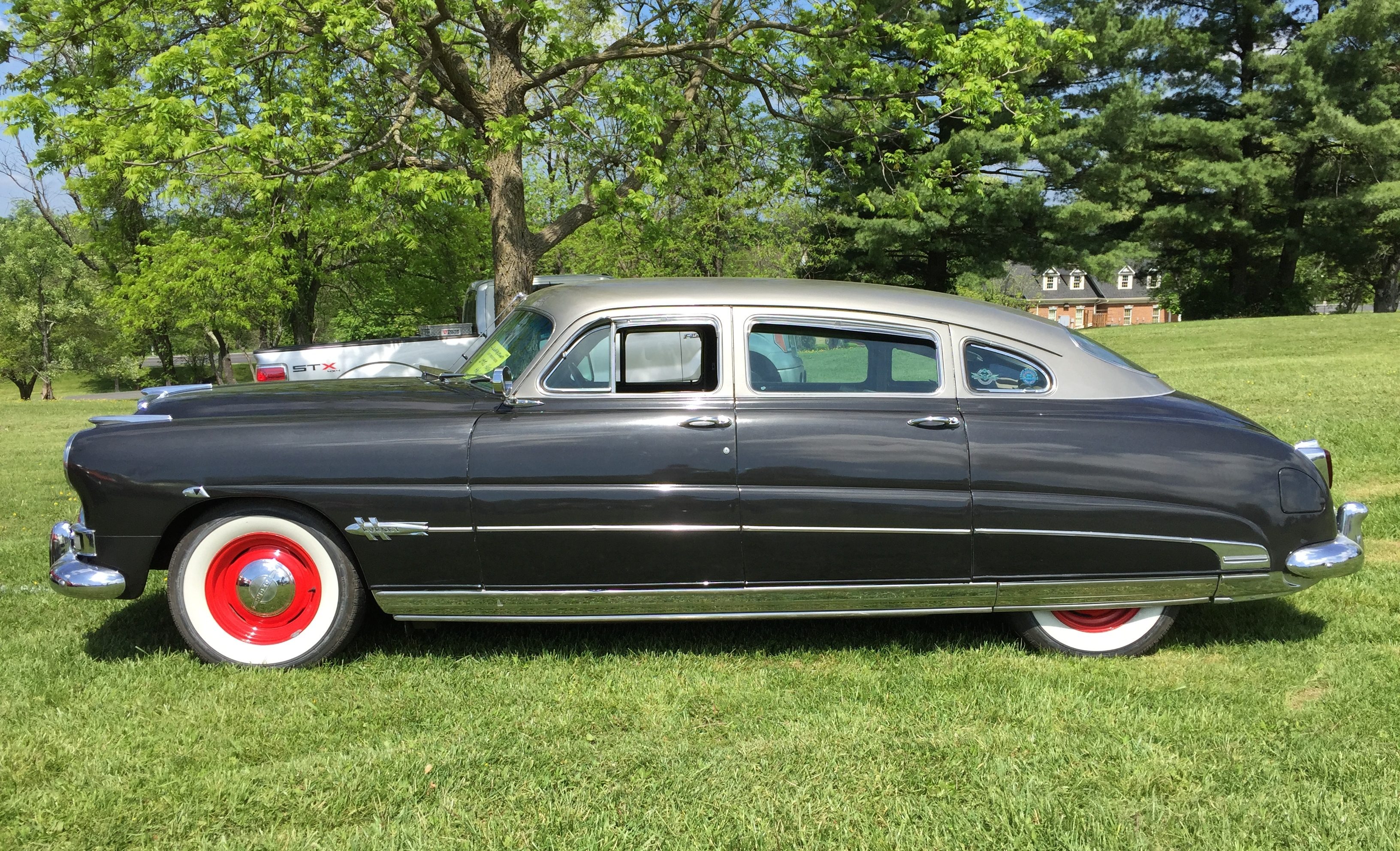 1951 hudson hornet sedan at 2015 shenandoah aaca meet 4of7jpg