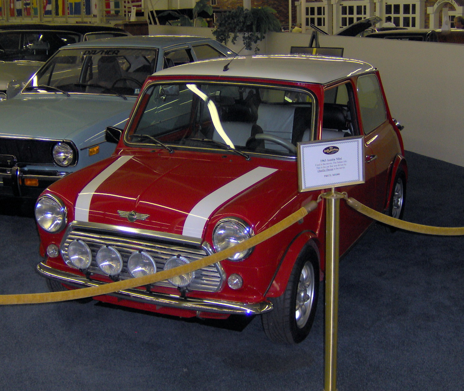 File1963 Austin Mini Cooper From The Italian Jobjpg Wikimedia