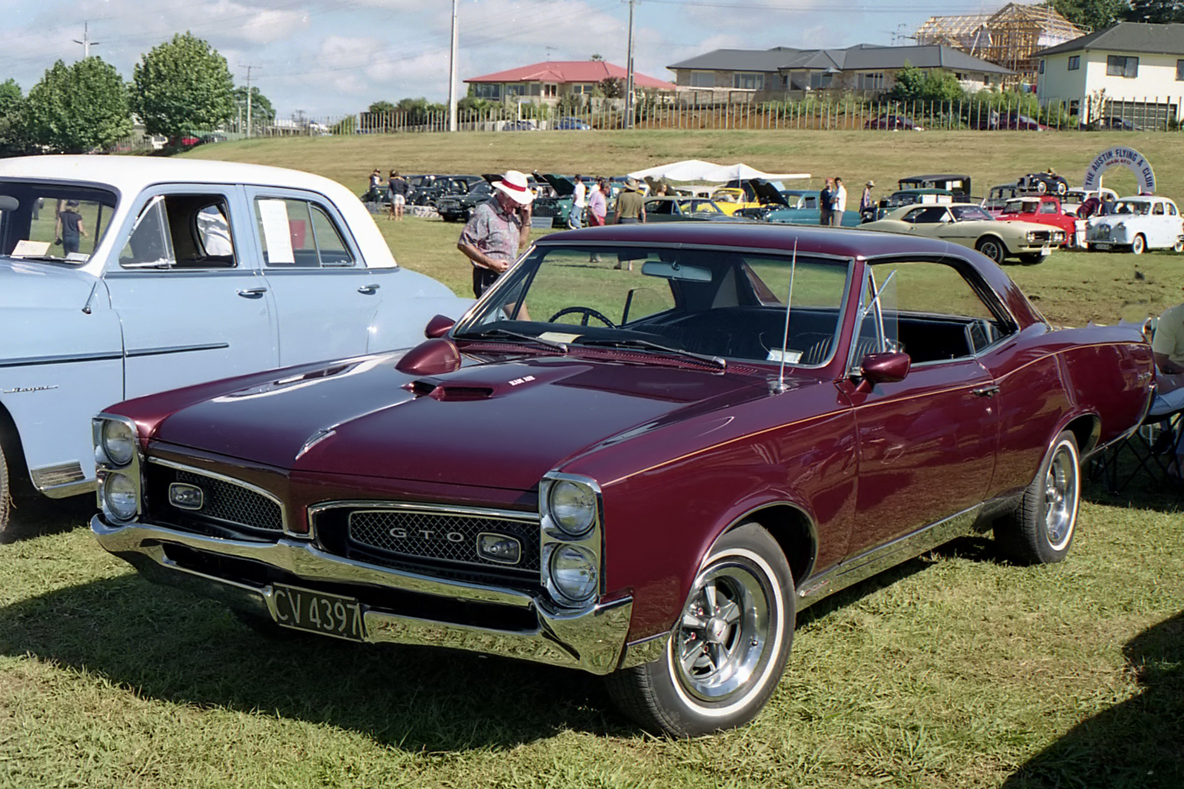 Muscle Cars For Sale New Zealand