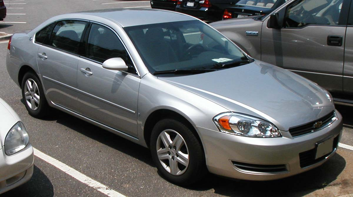 All Chevy chevy 2006 : File:2006 Chevy Impala.jpg - Wikimedia Commons