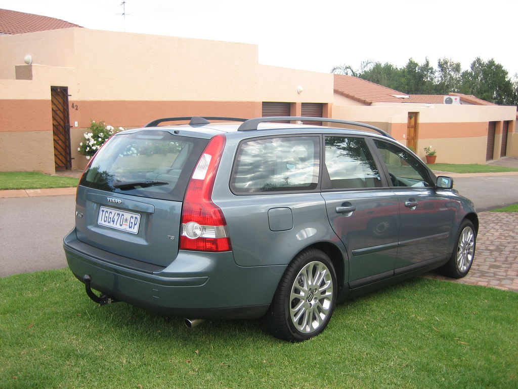 file 2006 volvo v50 t5 station wikimedia commons. Black Bedroom Furniture Sets. Home Design Ideas