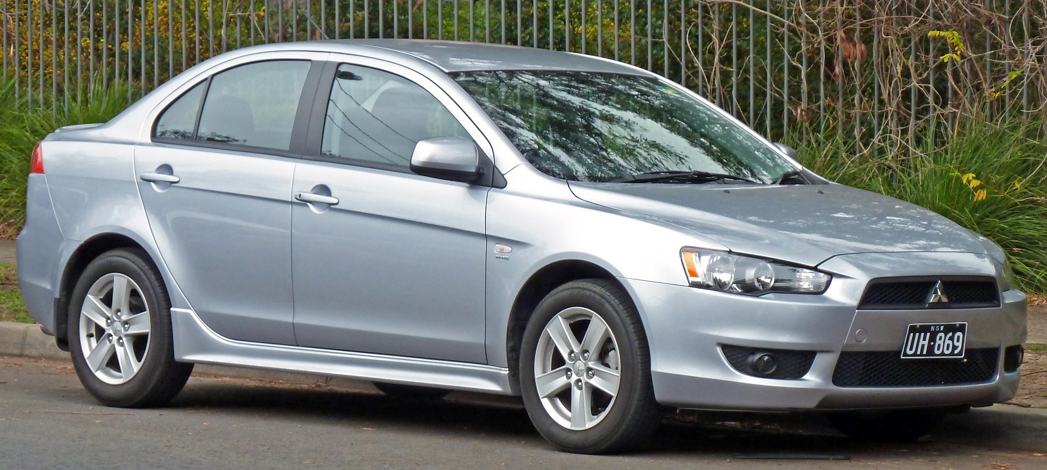 Mitsubishi Lancer - Wikipedia