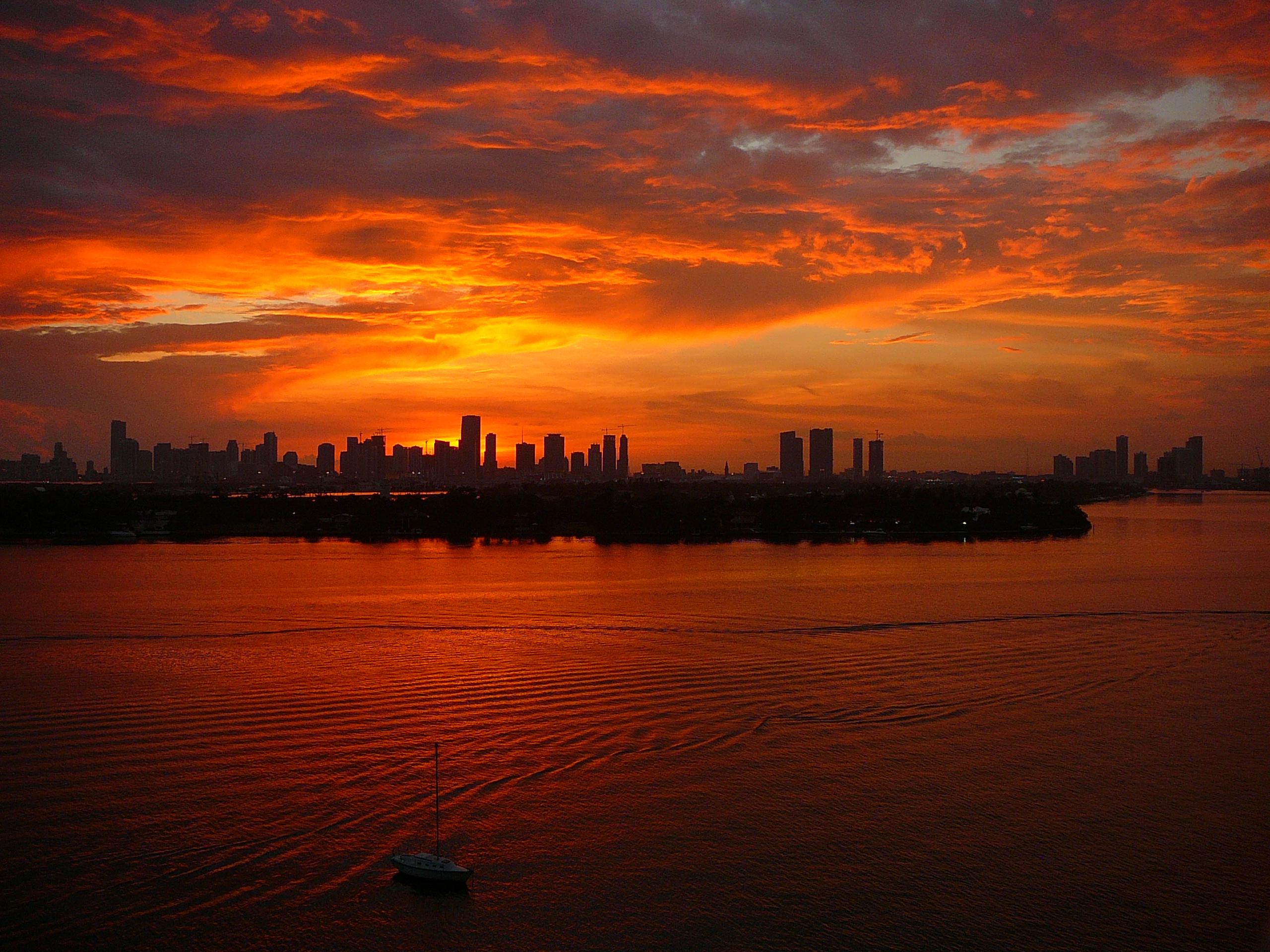 Miami Beach Set Back For Homes
